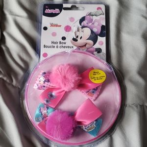 NWT Disney Junior Hair Bows